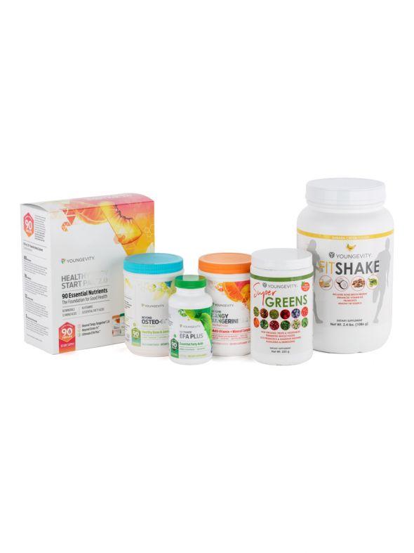 Health & Nutrition Basics
